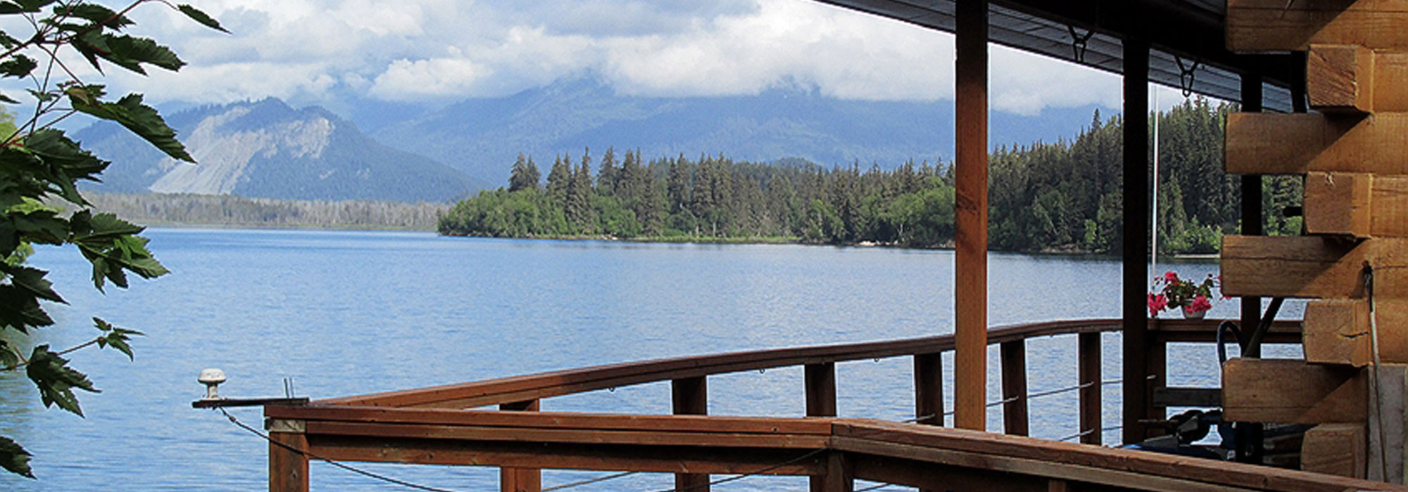 Chilkat Lake -Loon Island Waterfront Estate