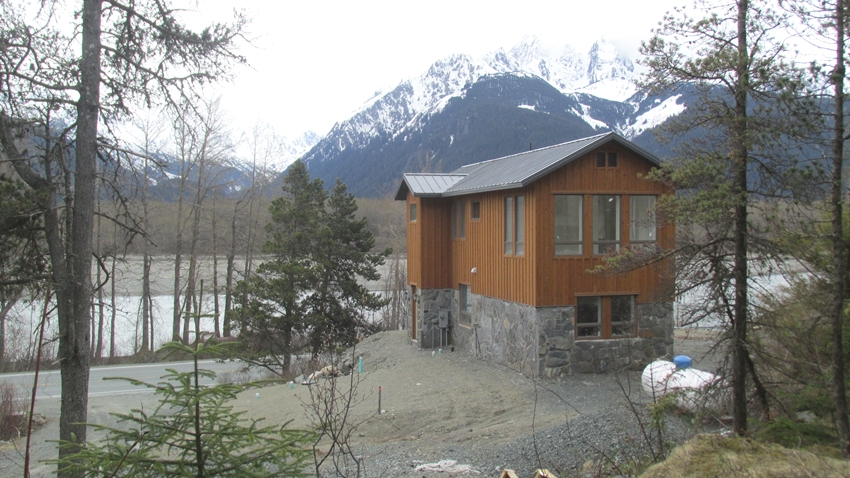 Stone House – Haines Highway 7.75 Mile